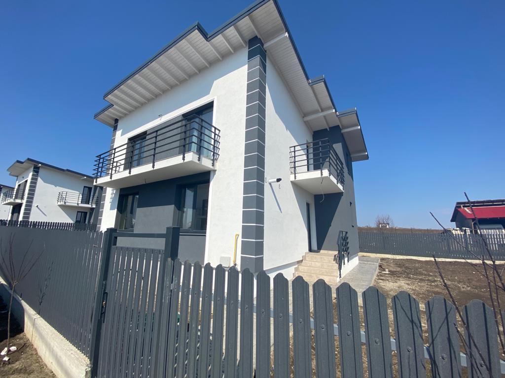 Casa individuala cu 4 camere in Valea Lupului, COMISION 0%!